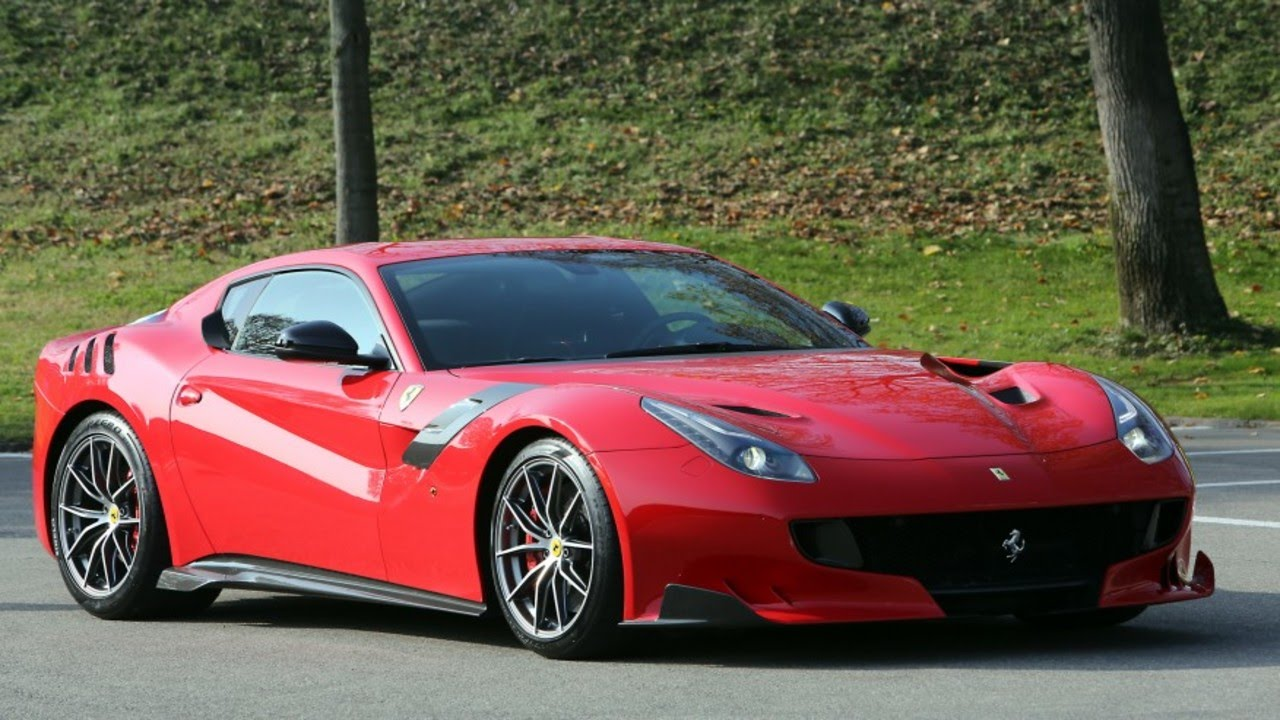 Ferrari F12 Tdf Price >> FERRARI F12 TOUR DE FRANCE AVAILABLE NOW - Exesport