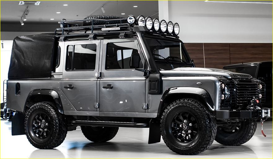 LAND ROVER DEFENDER DOUBLE CAB PICK UP - Exesport