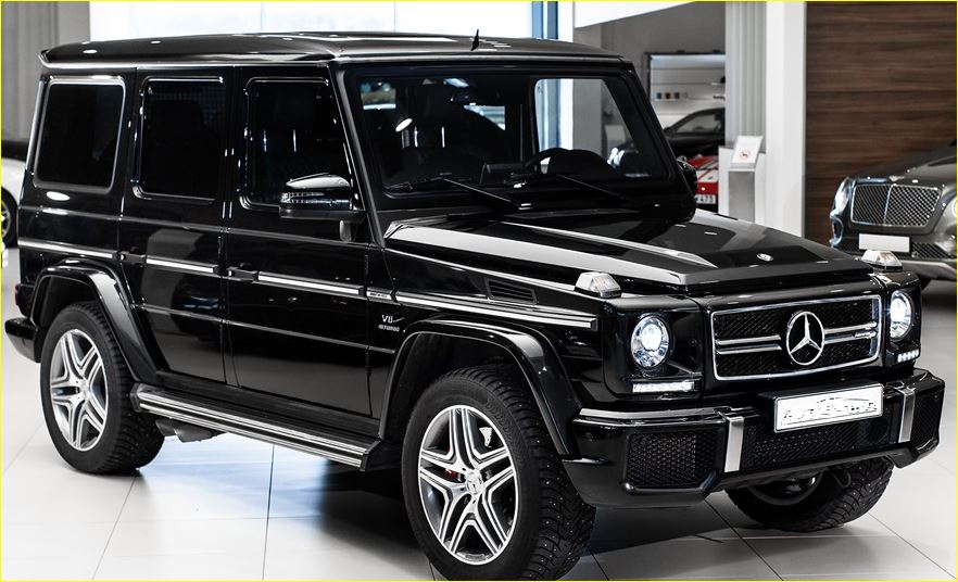 mercedes benz g wagon g63 amg lhd exesport. Black Bedroom Furniture Sets. Home Design Ideas