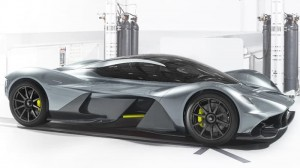 Aston Martin AM RB001 VALKYRIE,