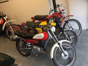 1976 again - TY50. FS1E DX & Gilera 50 Trial