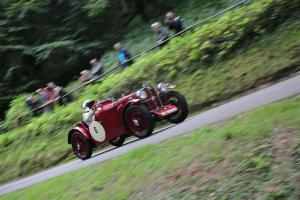 1936 MG PB HS8860 - Wiscombe Hillclimb September 2018