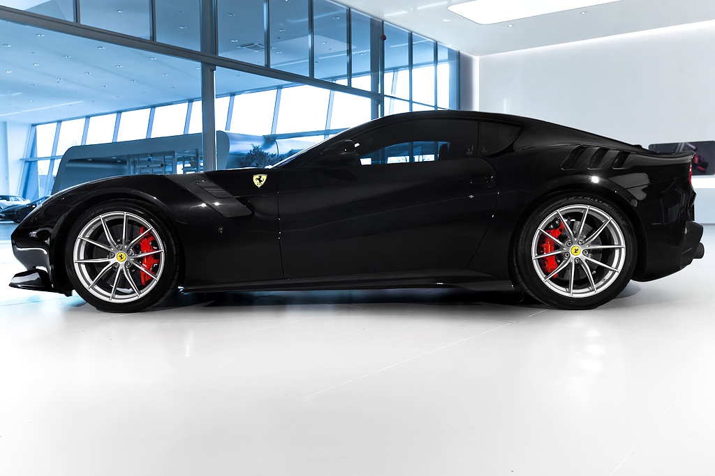 FERRARI F12 TOUR DE FRANCE AVAILABLE NOW