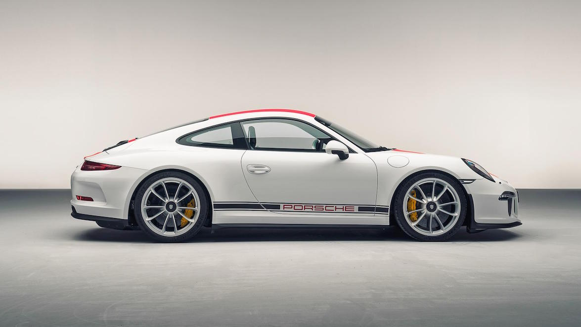 PORSCHE 911R RHD 991R RIGHT HAND DRIVE DUE IN