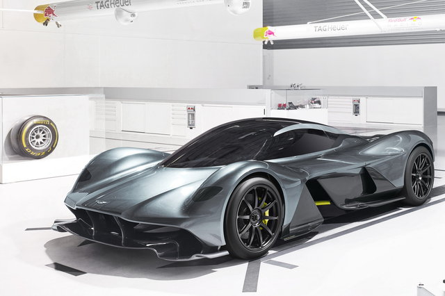 ASTON MARTIN RB001 WANTED