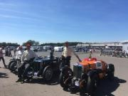 Donington 80th Anniversary VSCC meeting - June 2018