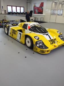 Porsche 956 2 x24h  LeMans Winning Joest Racing.