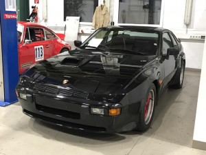 1980 Porsche Carrera GT - 1 of 75 RHD cars produced for homologation,